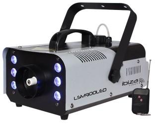 Machine à fumée double effet IBIZA LSM900LED