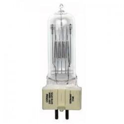 Lampe pour fresnel et PC Gy9.5 230v 1000w Osram