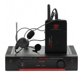 Micro sans fil BoomToneDJ UHF 10 HL