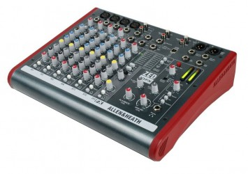 Table de mixage Allen & Heath ZED 10 FX