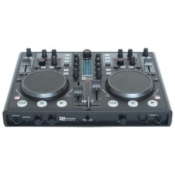 Contrôleur DJ USB Power Dynamics PDC07
