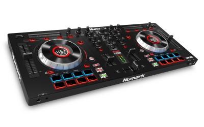 Contrôleur DJ Numark Mixtrackpro3 Platinum