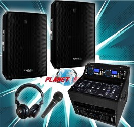 Pack Sono complet Ibiza DJ1400