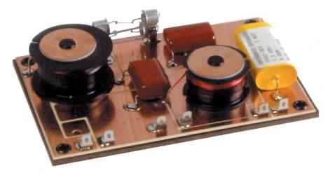 Filtre Passif 3 Voies 500 Hz / 3.5KHZ 400W RMS / 8 Ohms Eminence PXB3 3K5