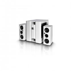 Système de Sonorisation Amplifié Ld Systems DAVE8 XS wh Blanc