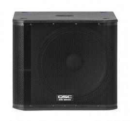 Caisson de basse amplifé QSC KW181