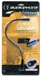 Flexible à leds pour éclairage régie Audiophony BNC