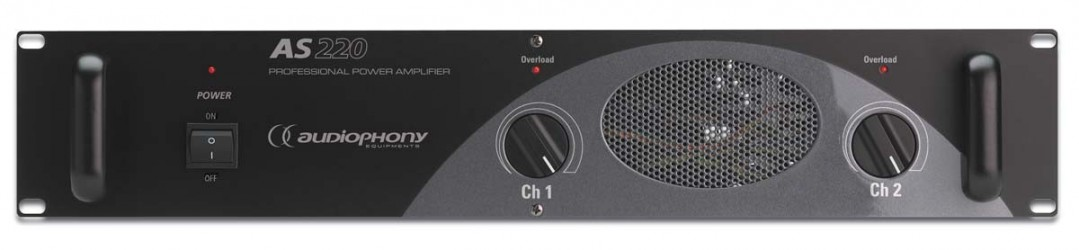 Amplificateur Audiophony AS 220