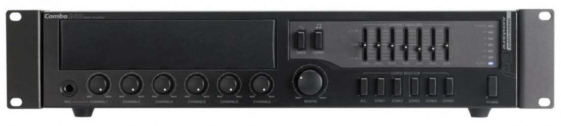 Amplificateur ligne 100v AUDIOPHONY COMBO240