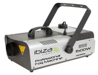 Machine à fumée 1500 watts Ibiza LSM1500Pro