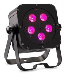 Projecteur PAR à LEDs Contest irLEDFlat 5x12Sixb