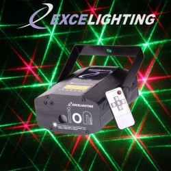 Laser Excelighting Ion