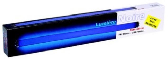 Tube lumière noire 36W + réglette 120 cm LN40 /120CM