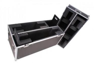 """Flight case pour 2 écrans plat 32 """" Executive Audio FC PLASMA CASE"""