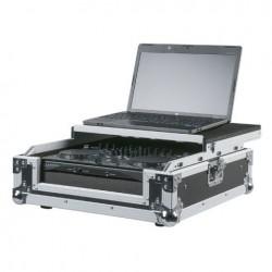 Flightcase universel pour contrôleur DJ 2 voies DAP Audio D7467