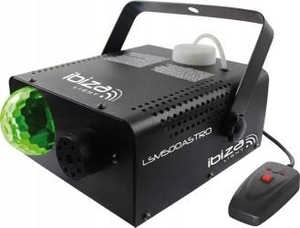 Machine à fumée à double effets IBIZA LSM500ASTRO