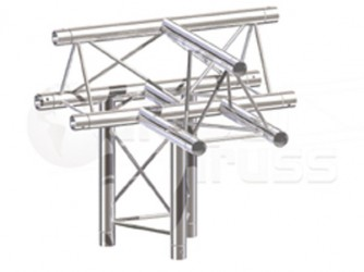 Global Truss Structure série F23 - Angle F23T43 Angle 4D 50cm