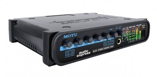 Carte son MOTU Audio Express