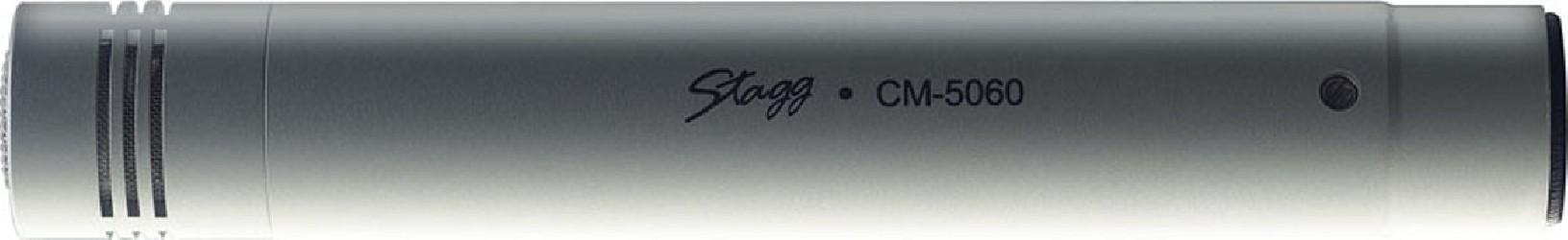 Micro Statique Stagg CM5060H