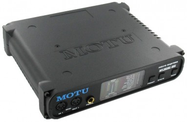 Carte son Motu Micro express 2 USB
