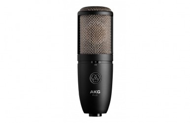 Micro statique studio AKG P420