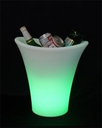 Seau à glace 9 LED
