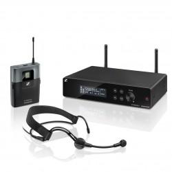 Micros H.F sans fil serre-tête Sennheiser XSW2 ME3