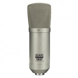 Micro studio DAP Audio CM67 D1366