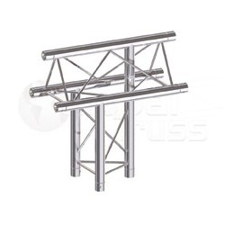 Global Truss Structure série F33 - Angle F33T39 Angle 3D 50cm