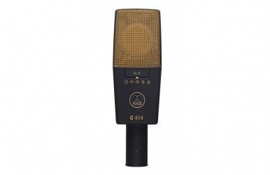 Micro studio statique AKG C414 XL II