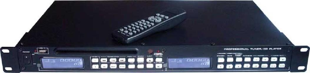 Lecteur CD USB MP3 compact Ibiza INSTALLONE