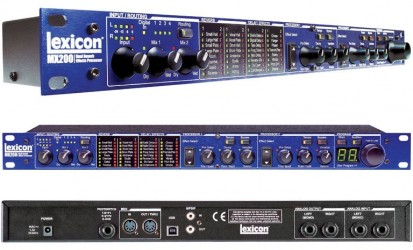 Multi-effets LEXICON MX200