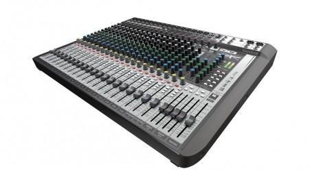 Console de Mixage Analogique Soundcraft Signature22 MTK