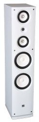Enceintes Hifi Madison MAD858F WH blanche