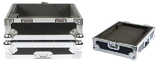"""Flightcase pour table mixage 12"""" BST FLMIX12"""