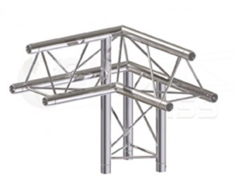 Global Truss Structure série F23 - Angle F23C34 Angle 3D 50cm