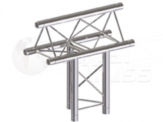 Global Truss Structure série F23 - Angle F23T37 Angle 3D 50cm