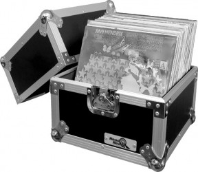 Flight Case pour vinyl Road Ready RRLPHWMKII