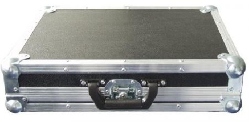 Flight case pour console DMX de type control 24 Executive Audio FC CONTROL 24