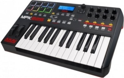 Clavier Maître AKAI MPK225