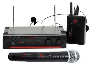 Micros sans fil BoomToneDJ UHF 20 MHL