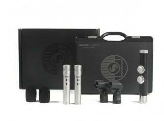 Micro Statique Shure KSM 137SL STEREOPAIRE