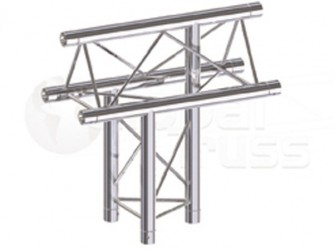 Global Truss Structure série F23 - Angle F23T39 Angle 3D 50cm