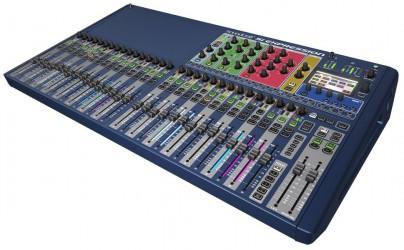 Console de Mixage Numérique SoundCraft - Si Expression 3