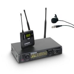 Micro sans fil cravatte LD Systems WIN42 BPL