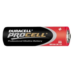 PILE 1.5 VOLTS LR06 AA 	 Duracell Procell