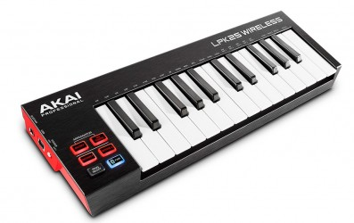 Clavier maître Akai LPK25 Wireless