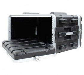 Flight case en ABS